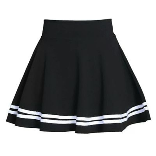 ALSOTO Winter and Summer style Brand women skirt elastic faldas ladies midi skirts Sexy Girl mini short skirts saia feminina - JustRed.co.uk