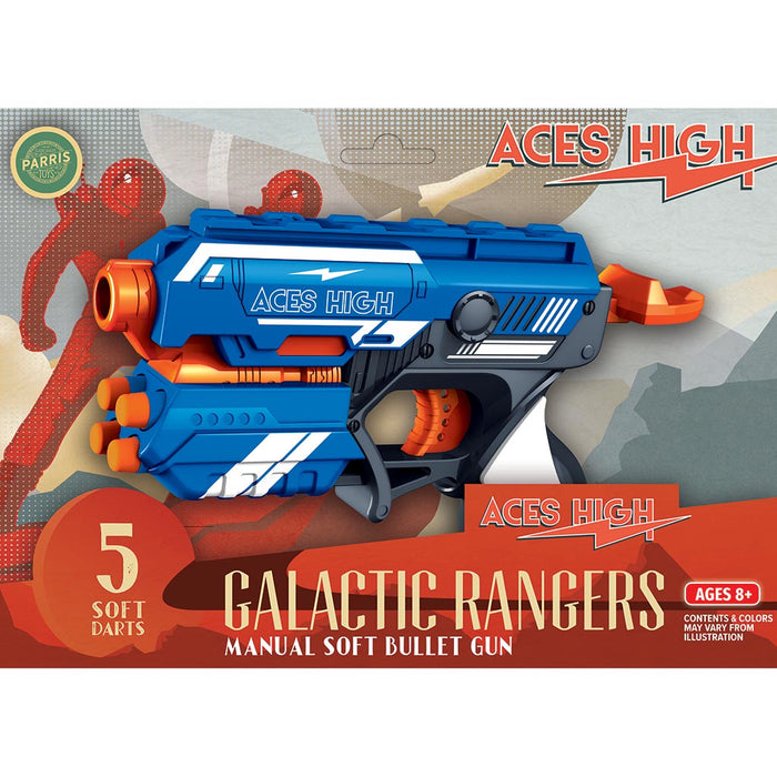 GALACTIC RANGERS ACES HIGH BLASTER