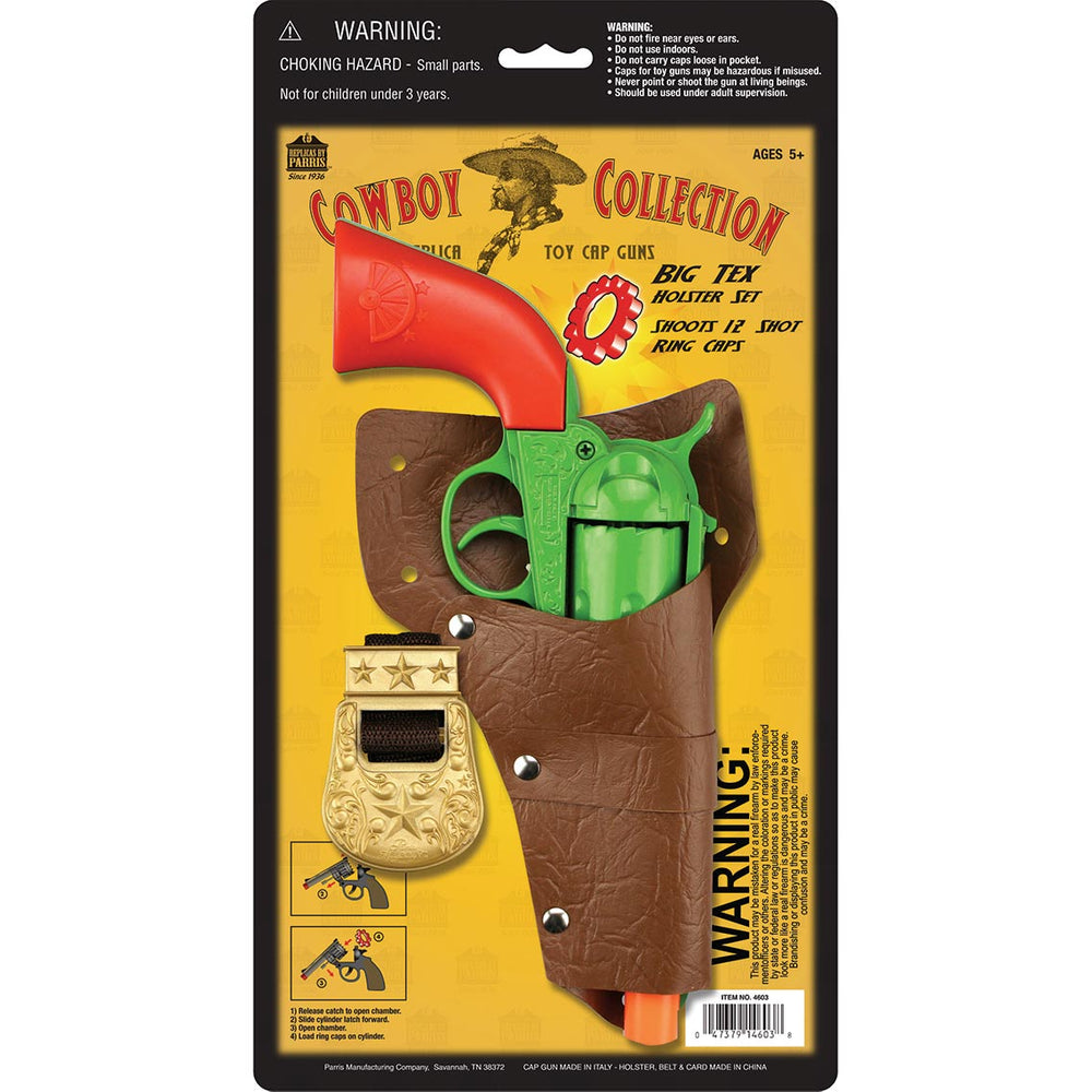 BIG TEX HOLSTER SET COLORED