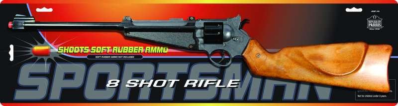 8 SHOT RIFLE