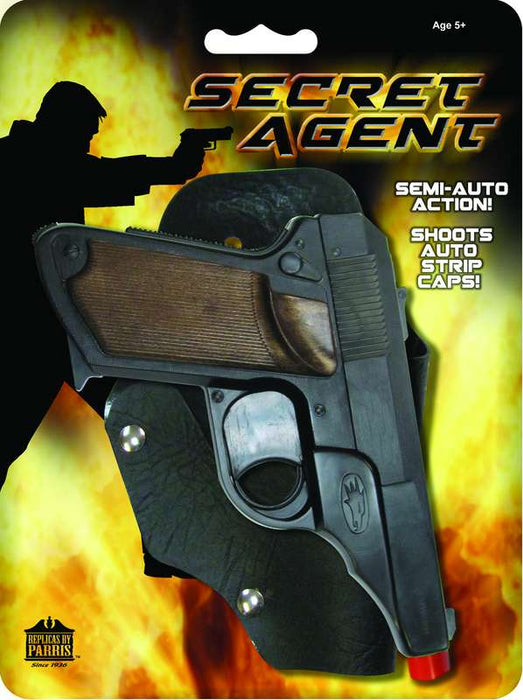 SECRET AGENT PISTOL SET