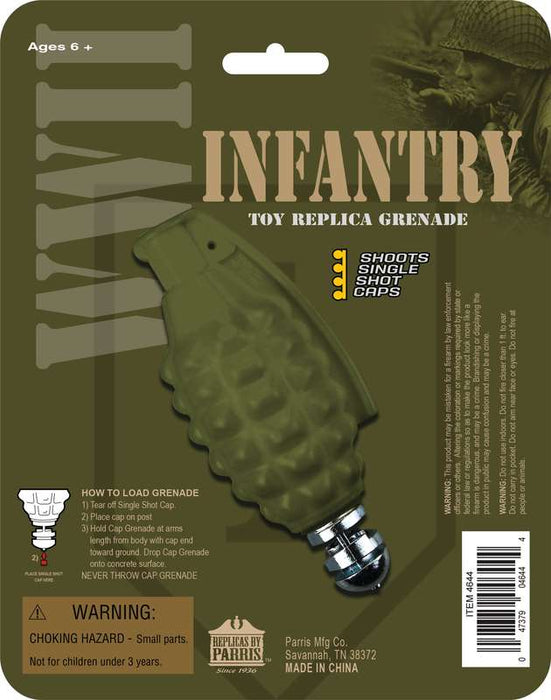 WWII INFANTRY GRENADE