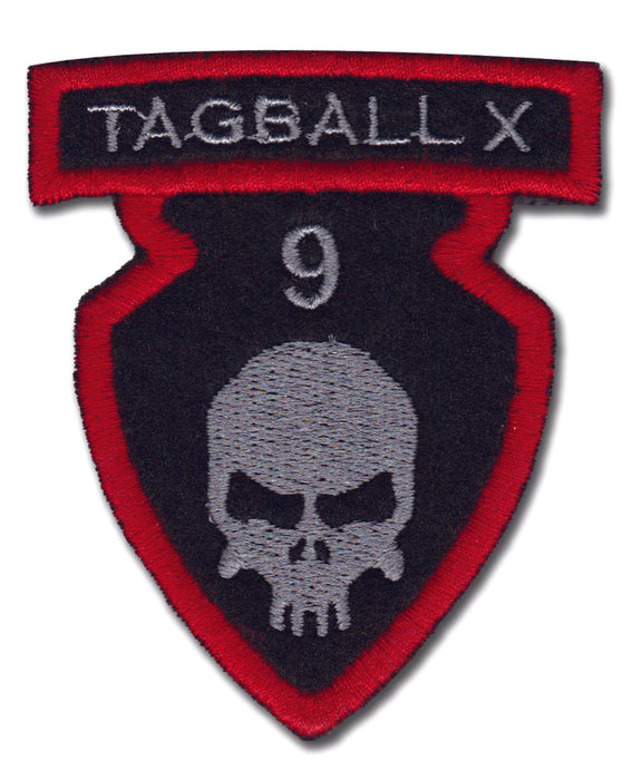 Tagball X Patches