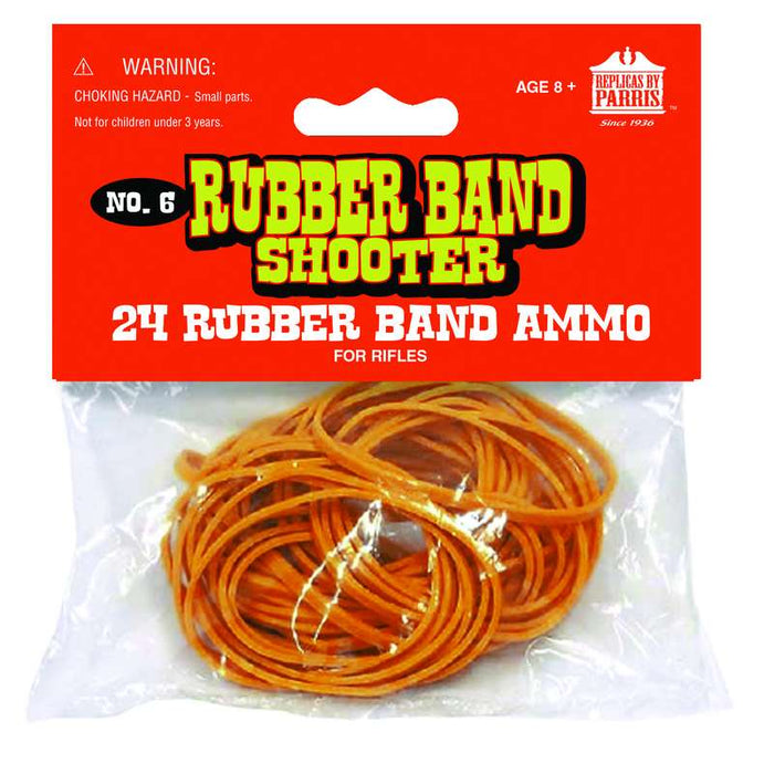 RUBBER BANDS FOR RIFLES