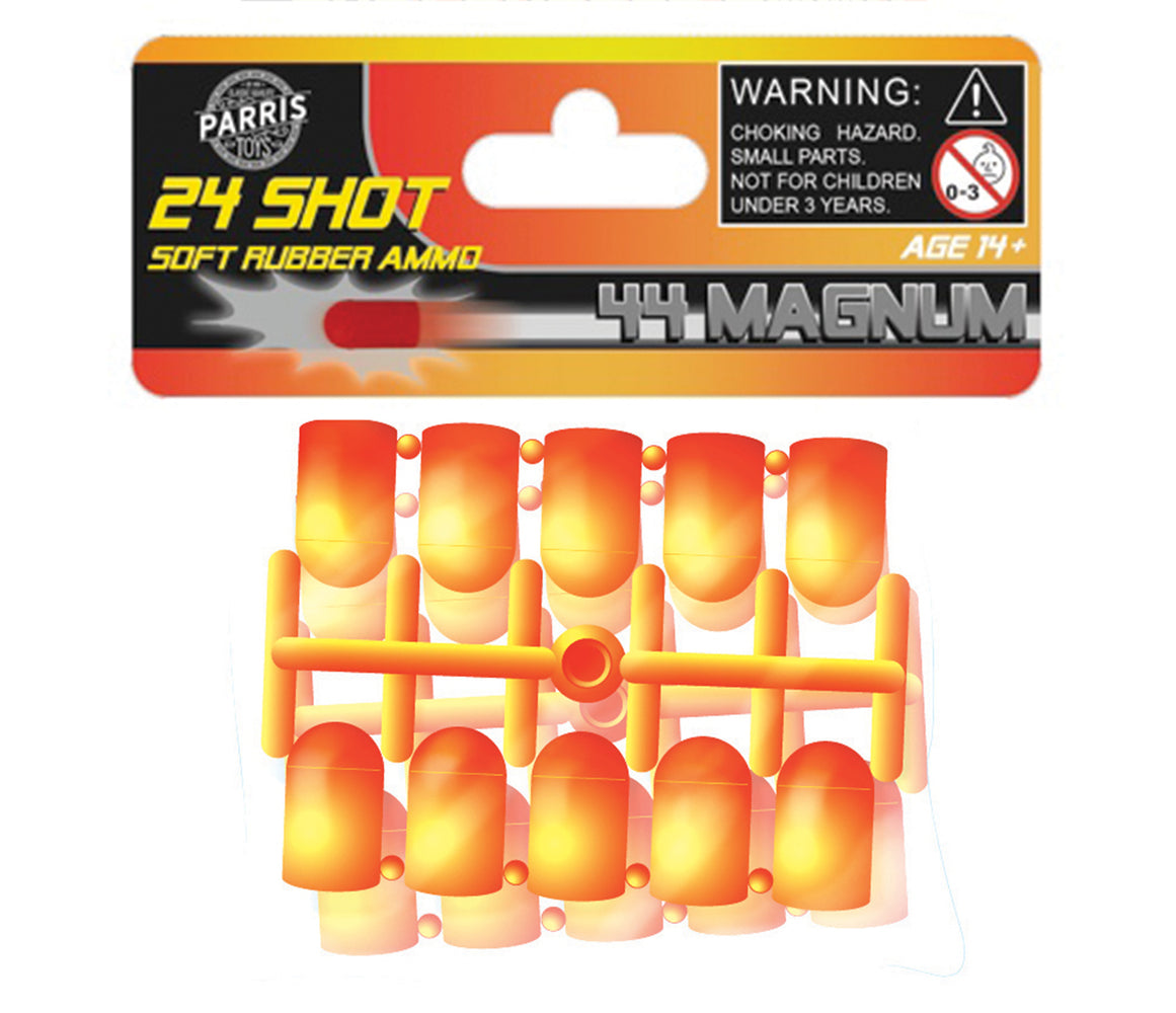 #924 SOFT RUBBER AMMO