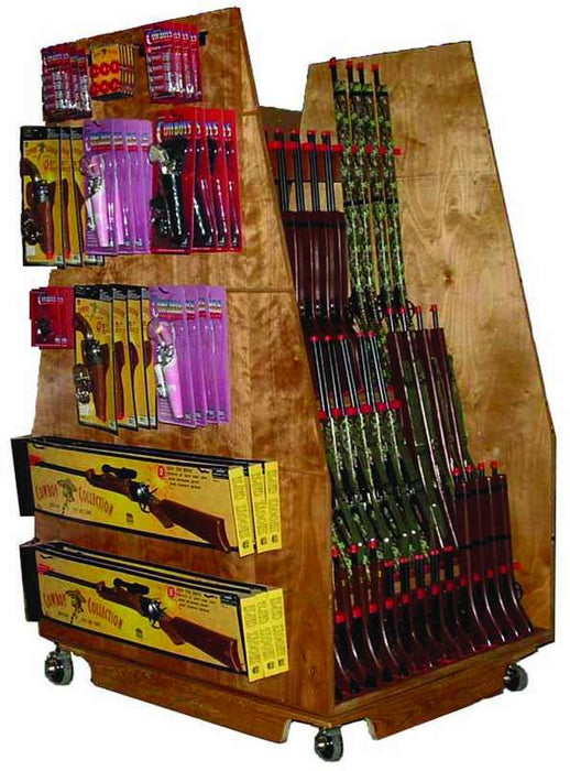84 PCS - 28 PISTOLS 56 RIFLES &  ASSORTED ITEMS VARY