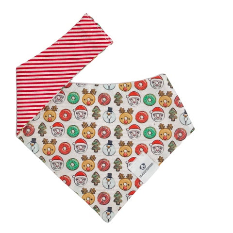 Donuts For Santa Bandana