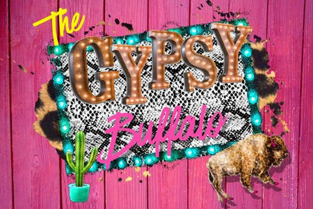 The Gypsy Buffalo