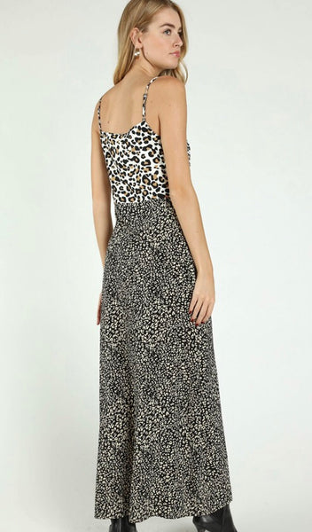 Jane Leopard Dress - Poppy&Stitch