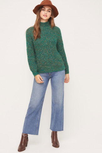 Kaela Green Sweater