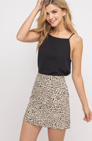 Spot On Mini Skirt - Poppy&Stitch