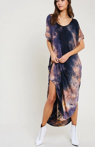 Another Galaxy Maxi Dress - Poppy&Stitch