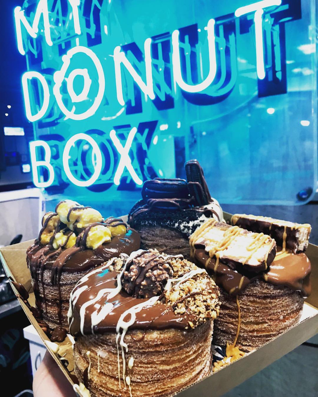 4 PACK CRONUT MIX