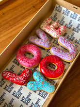 Load image into Gallery viewer, 'LOVE YOU' DONUT MESSAGE