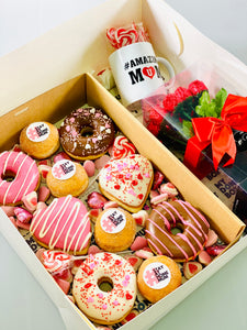 BEST MUM EVER EVER DONUT GIFT BOX