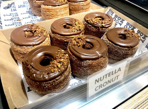 6 PACK NUTELLA CRONUT ORIGINAL