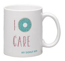 Load image into Gallery viewer, PERSONALISED DONUT MUG