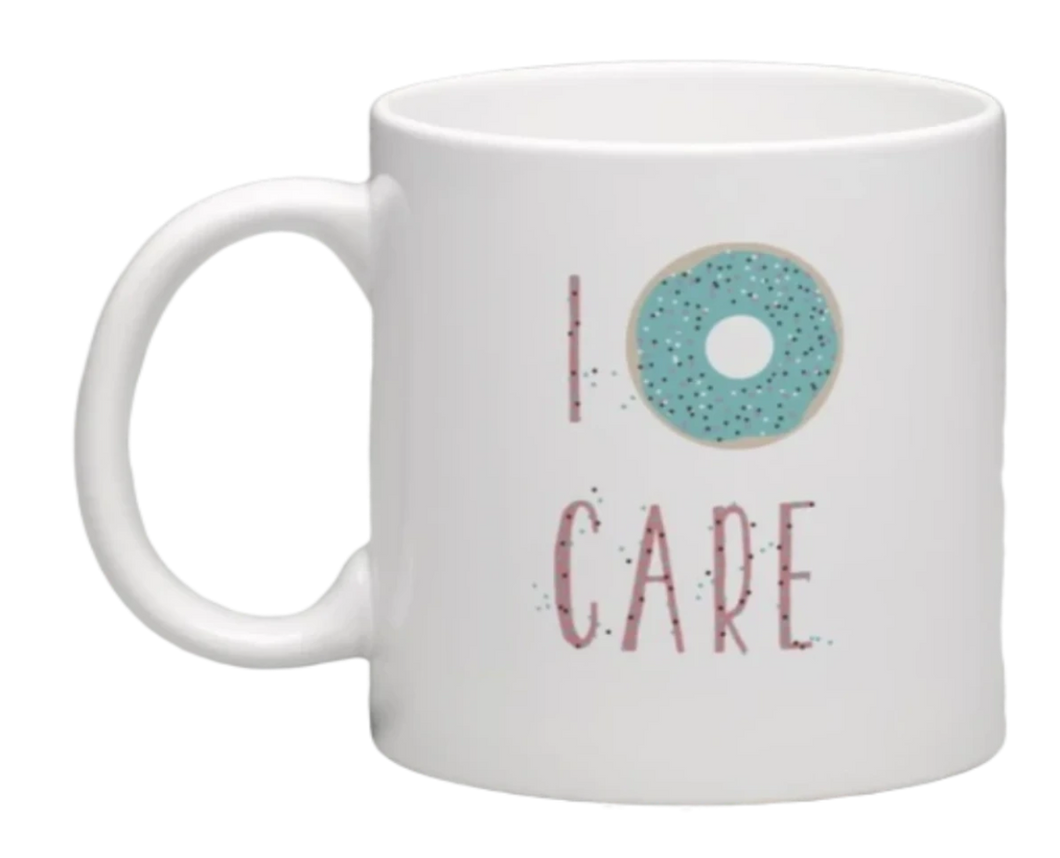 PERSONALISED DONUT MUG