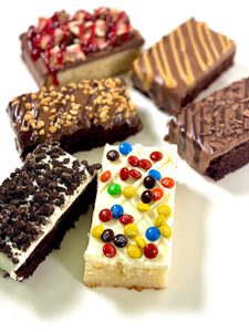 CHOC HAZELNUT DREAM MUD CAKE SLICE PACK