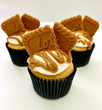 Load image into Gallery viewer, CUPCAKES LOTUS BISCOFF 6 PACK