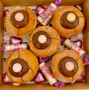 LOVE NOTE DONUT 5 PACK GIFT BOX