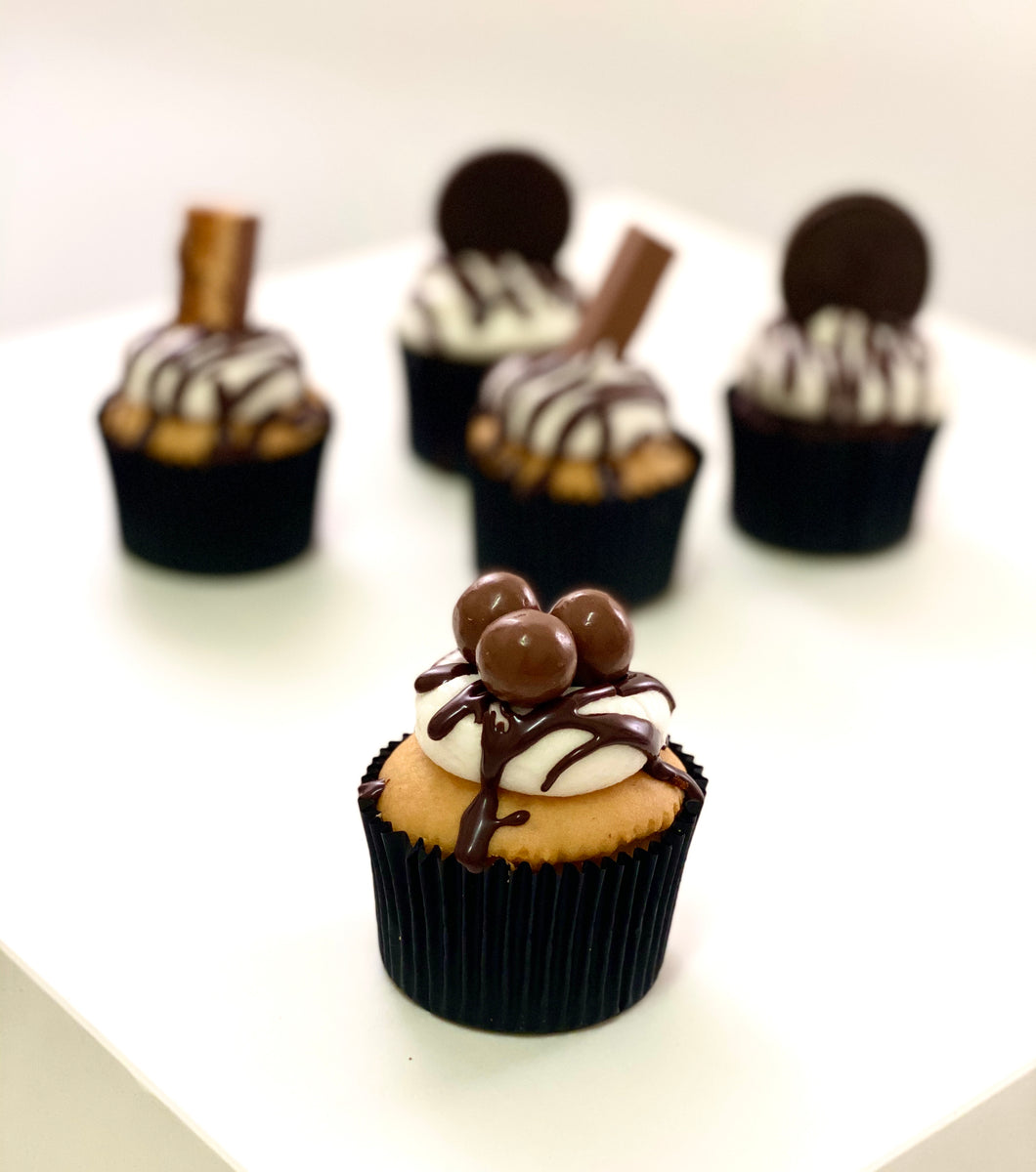 CUPCAKES MALTESER 6 PACK GIFT BOX