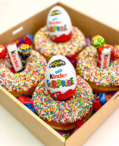 KINDER 4 PACK GIFT BOX