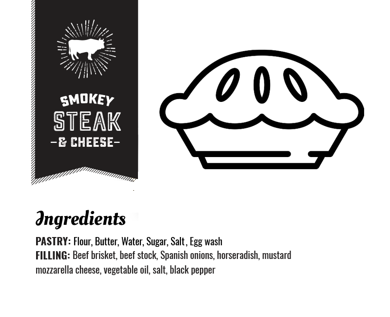 Smokey Steak & Cheese