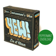 *SUPERTACK HOCKEY WAX* (Peppermint Overload Scent) The Best Hockey Wax on and for the Planet!