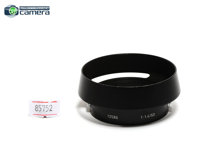 Leica 12586 Lens Hood for Summilux M 50mm F/1.4 Ver.2 Lens *EX*