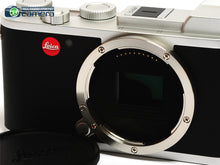 Load image into Gallery viewer, Leica CL Mirrorless Digital Camera Silver L-Bayonet Mount 19300 *BRAND NEW*