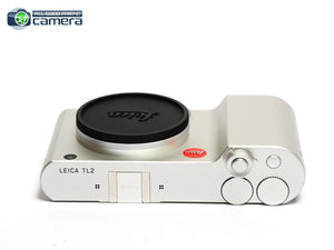 Leica TL2 Mirrorless Digital Camera Silver 18188 *BRAND NEW*