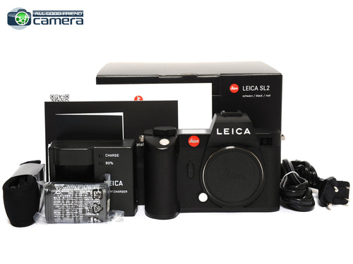 Leica SL2 Mirrorless Digital Camera 10854 *BRAND NEW*