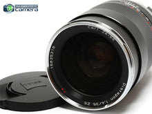 Load image into Gallery viewer, Carl Zeiss Distagon 35mm F/1.4 ZE T* Lens Canon Mount *MINT in Box*