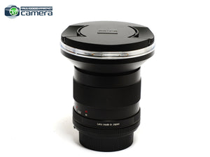 Carl Zeiss Distagon 21mm F/2.8 ZF.2 T* Lens Nikon Mount *EX+ in Box*