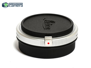 Leica M-Adapter L 18765 Silver use M Lens on T/TL/CL/SL Camera *BRAND NEW*