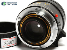 Load image into Gallery viewer, Leica Summilux-M 35mm F/1.4 ASPH. E46 Lens Black *EX*