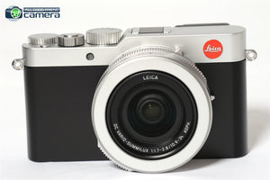 Leica D-LUX 7 Digital Camera Silver w/Vario-Summilux Lens 19115 *BRAND NEW*