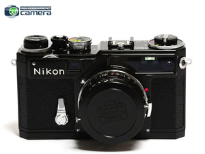 Nikon SP 2005 Black Paint Limited Edition Camera w/Nikkor.C 3.5cm F/1.8 Lens *NEW*
