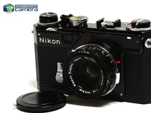 Load image into Gallery viewer, Nikon SP 2005 Black Paint Limited Edition Camera w/Nikkor.C 3.5cm F/1.8 Lens *NEW*