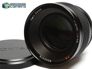 Contax Planar 55mm F/1.2 MMG Lens 100 Years Ltd. Edition *NEW*