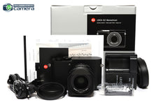 Load image into Gallery viewer, Leica Q2 Monochrom 47.3MP Digital Camera Matte Black 19055 *BRAND NEW*