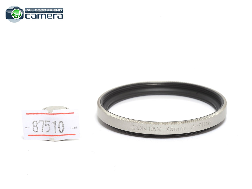 Contax 46mm P-Filter for G Lenses *EX+*