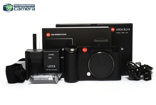 Leica SL2-S Mirrorless Digital Camera 10880 *BRAND NEW*