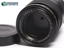 Load image into Gallery viewer, Leica Summarit-M 75mm F/2.5 E46 Lens 6Bit Black 11645 *MINT- in Box*