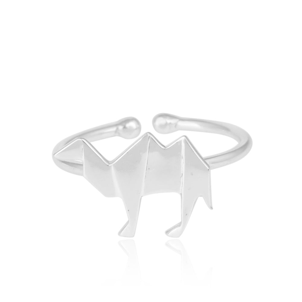 925 Sterling Silver 'Camel' symbolic of Endurance, Strength and Persistence