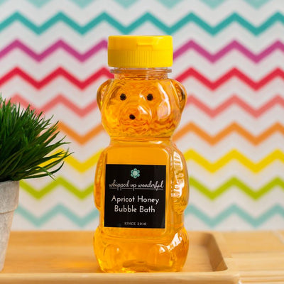 Apricot Honey Bubble Bath