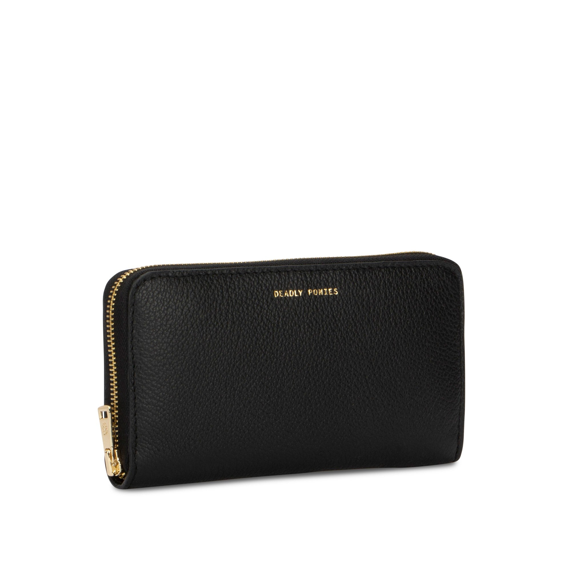 Mr Wallet Black