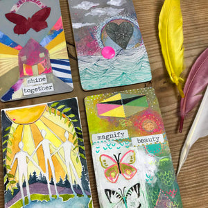 Create an Intention Card for 2019 to Celebrate the New Year!