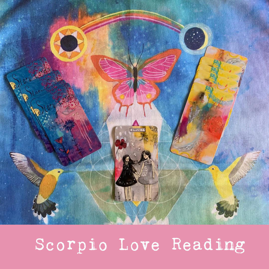 SCORPIO - Love Reading for the Year Ahead